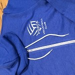 Force Volleyball Club Zipper Hoodie
